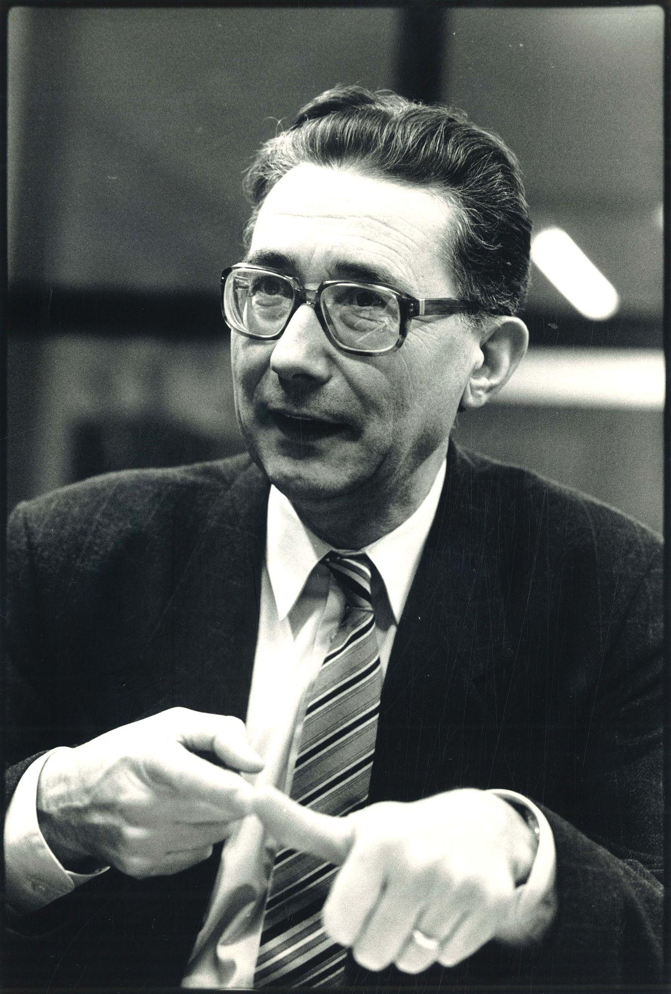 Het verhaal van Staalkoord Bekaert 1987