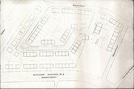 Bouwplannen tussen de Bozestraat en de Molenstraat te Heule, 2de helft 20ste eeuw