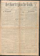 Het Kortrijksche Volk 1929-04-07 p1