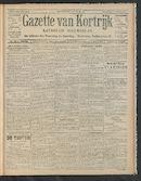 Gazette Van Kortrijk 1910-07-07