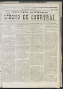 L'echo De Courtrai 1873-06-15