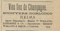 Vins fins de Champagne