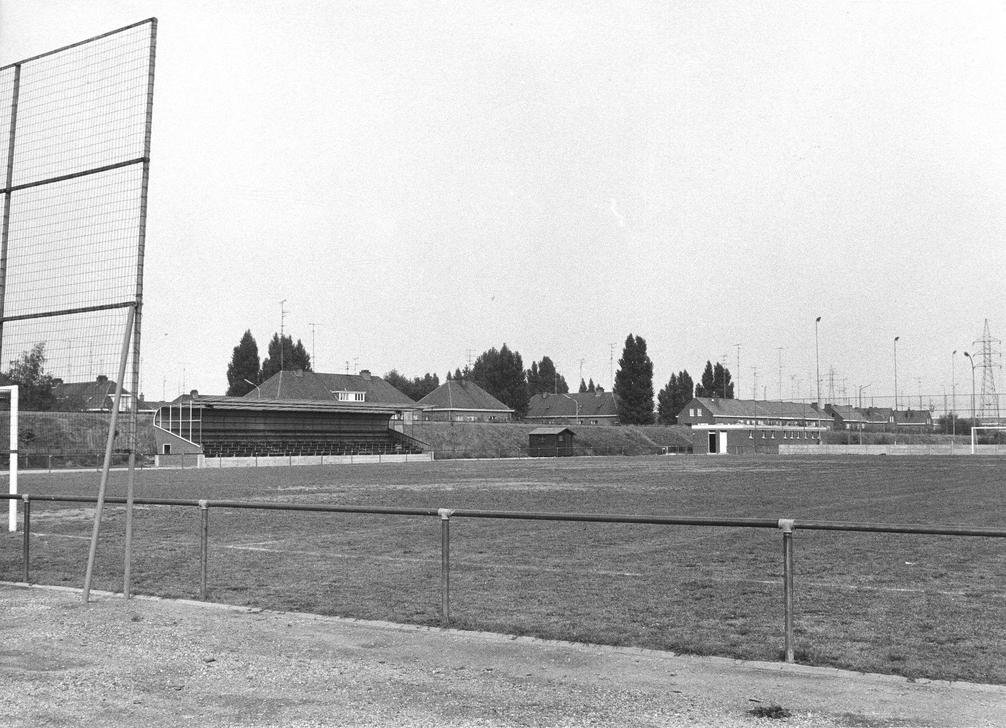 Kortrijk Voetbalveld van K.S.V.
