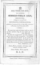 Henricus-Fidelis Baus
