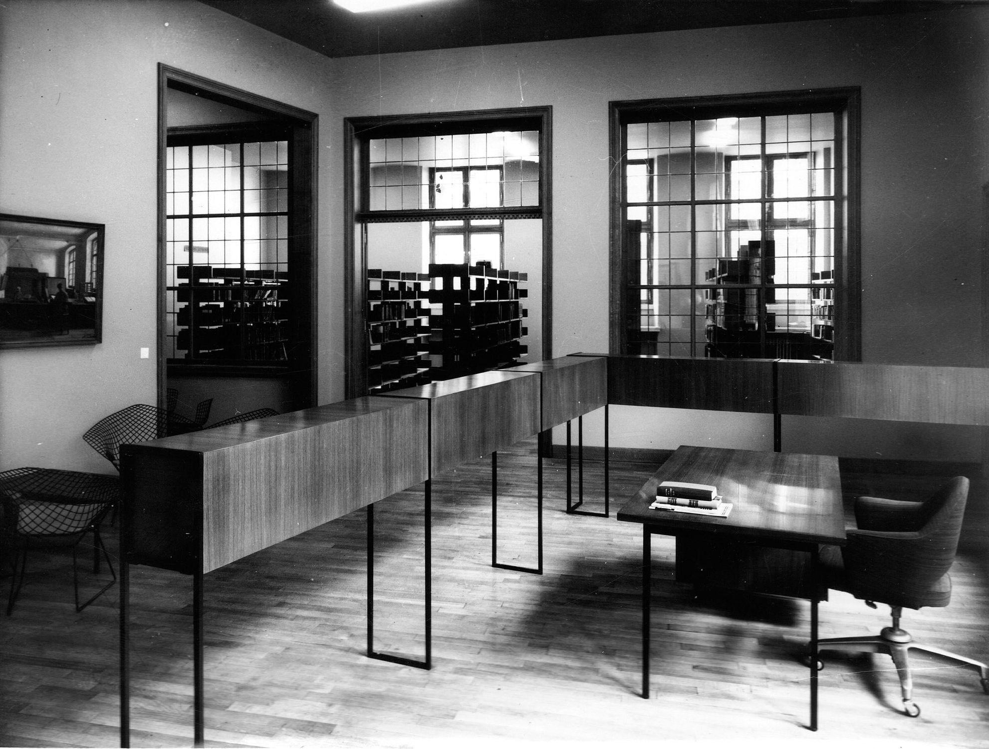 Stadsbibliotheek 1964