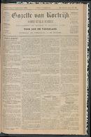 Gazette Van Kortrijk 1888-09-06