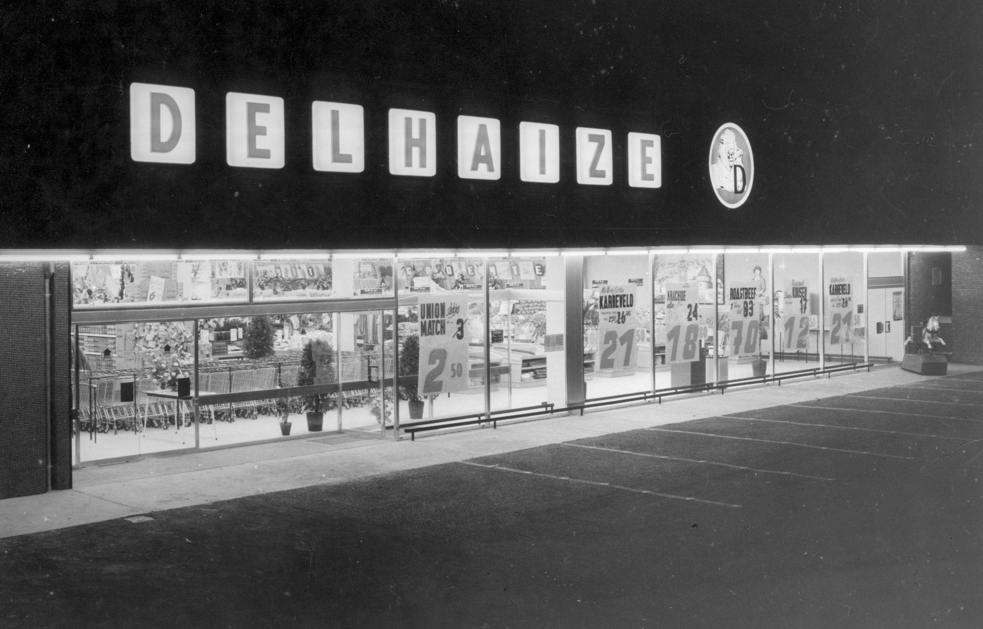 Opening Delhaize Gentsesteenweg