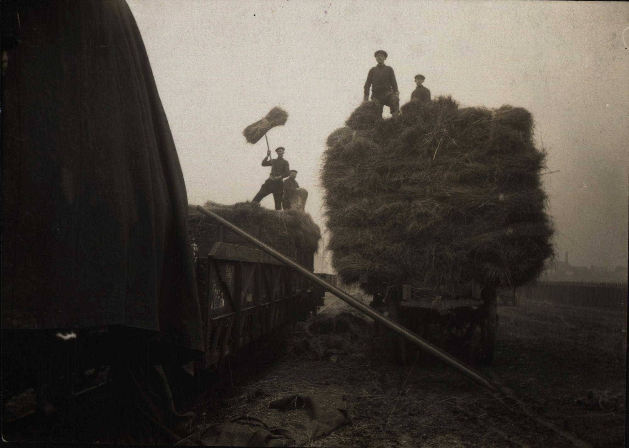 Treinwagen