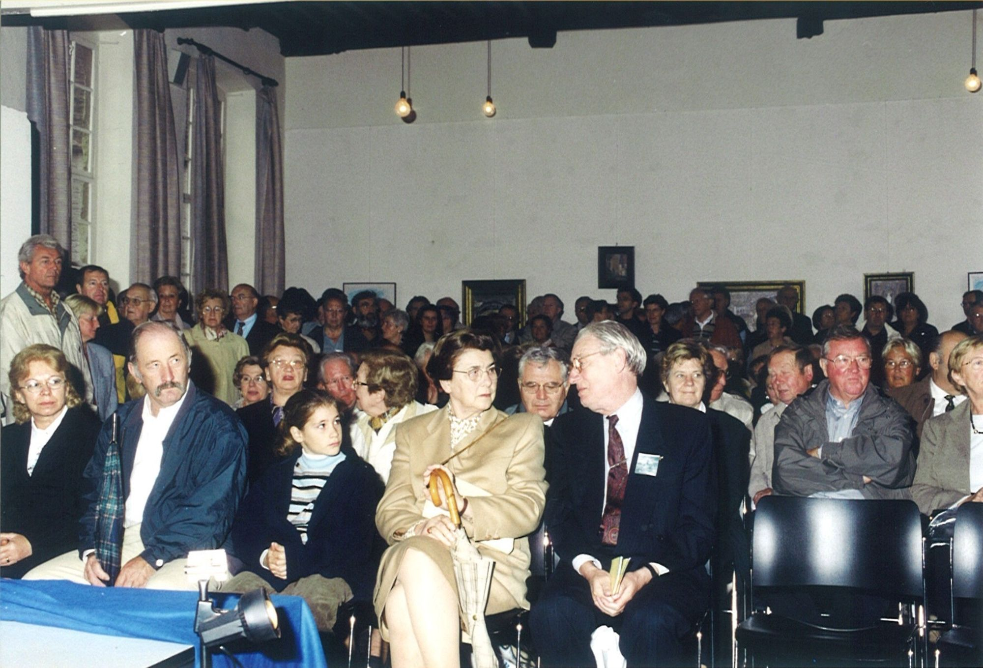 inhuldiging beeld Marcella Pattyn