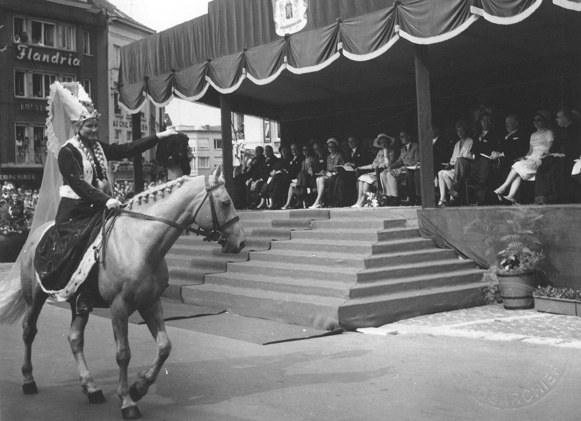 Praalstoet 1962