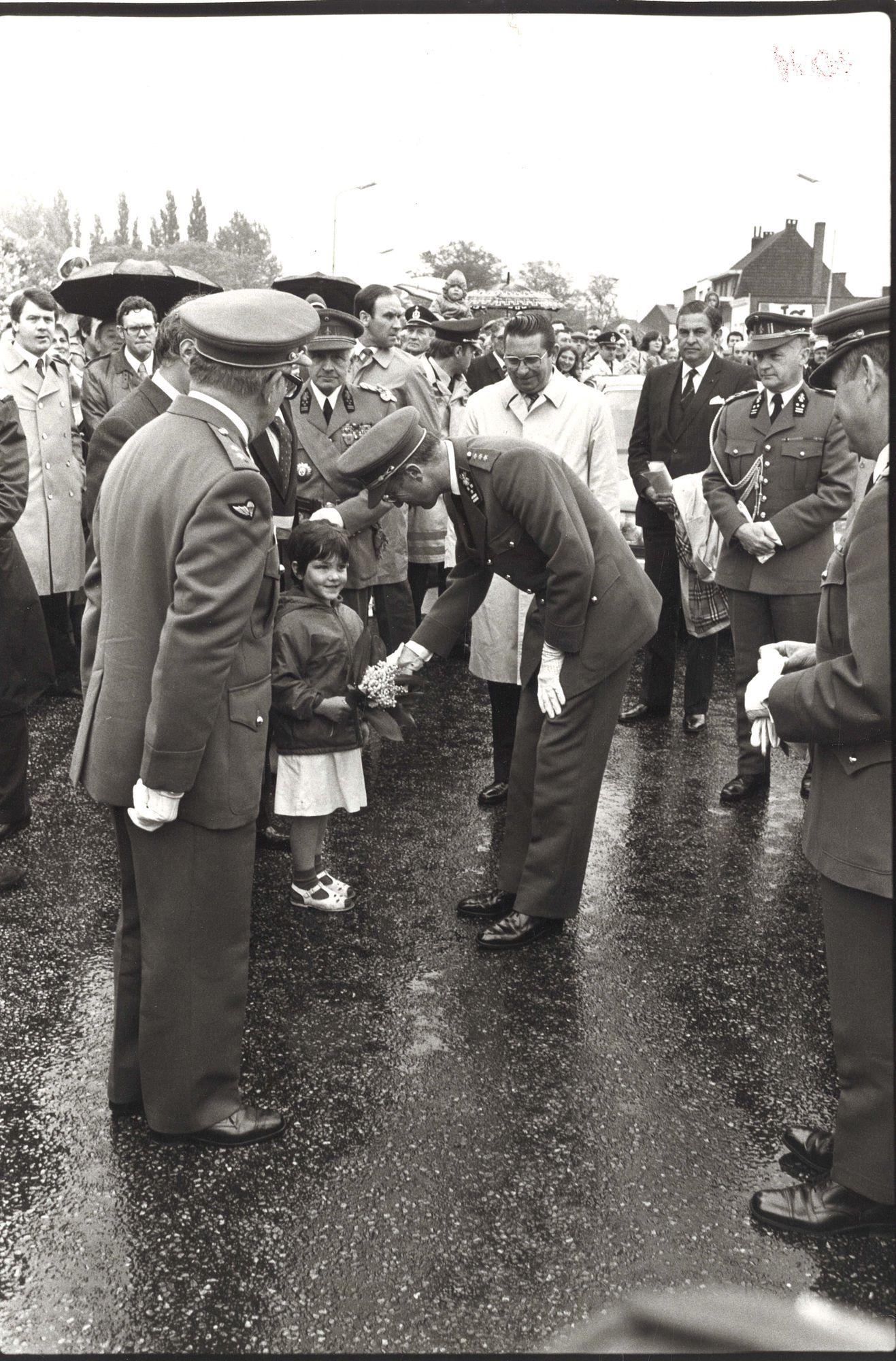 Koninklijk bezoek 1984