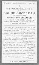 Sophie Goodrean