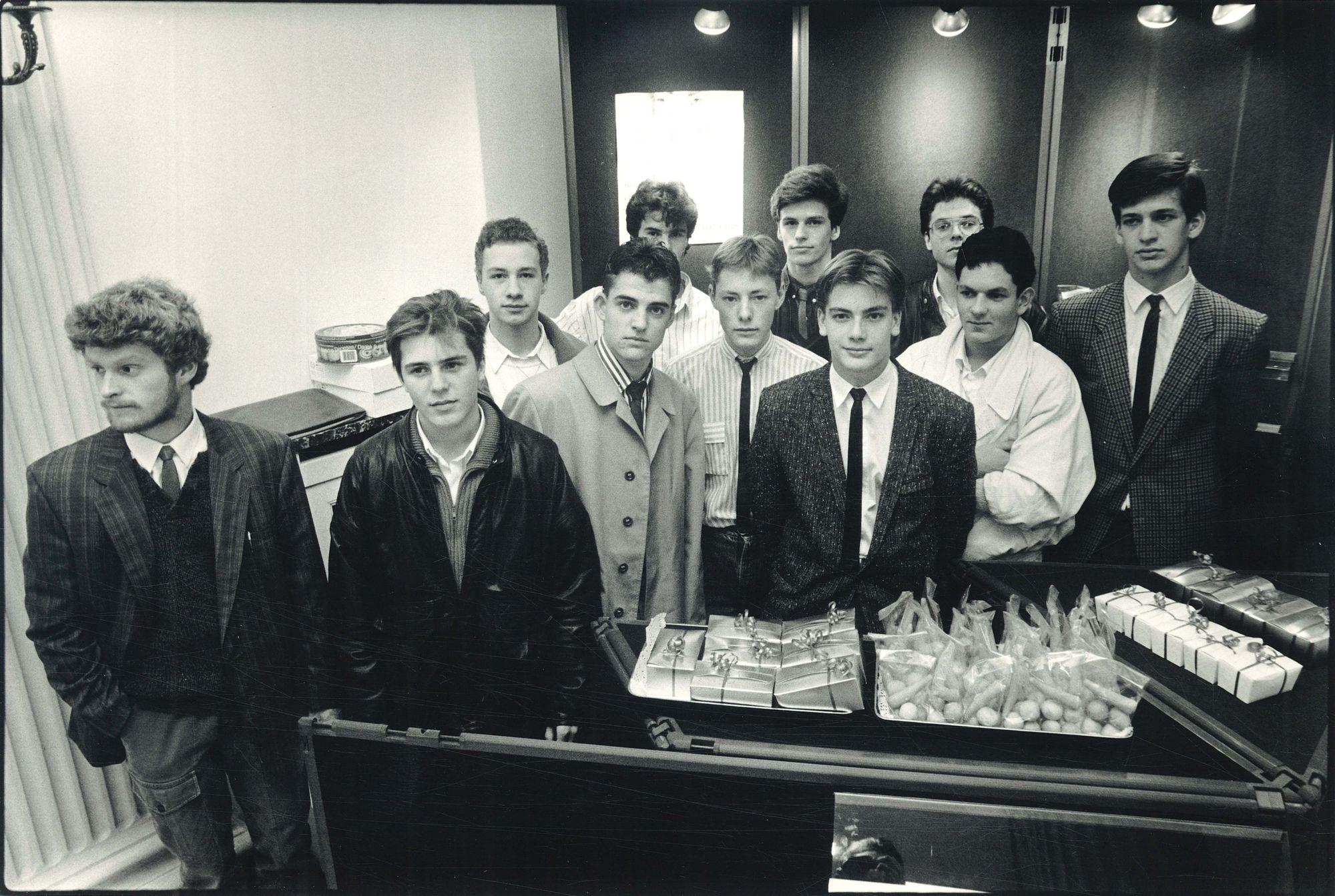 Mini-Onderneming Marchopral 1986