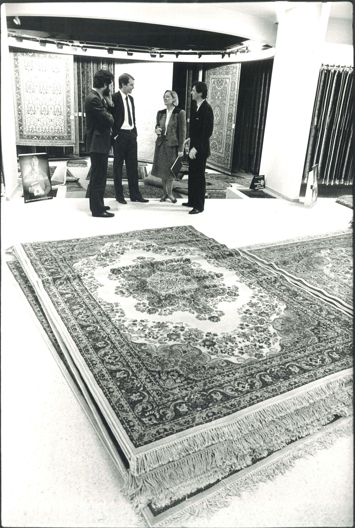 Showroom Prado 1984