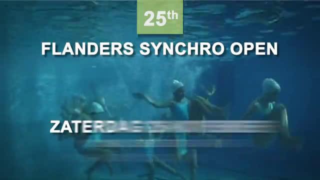 Promofilmpje Flanders synchro open