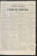 L'echo De Courtrai 1857-01-18