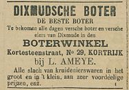 DIXMUDSCHE BOTER