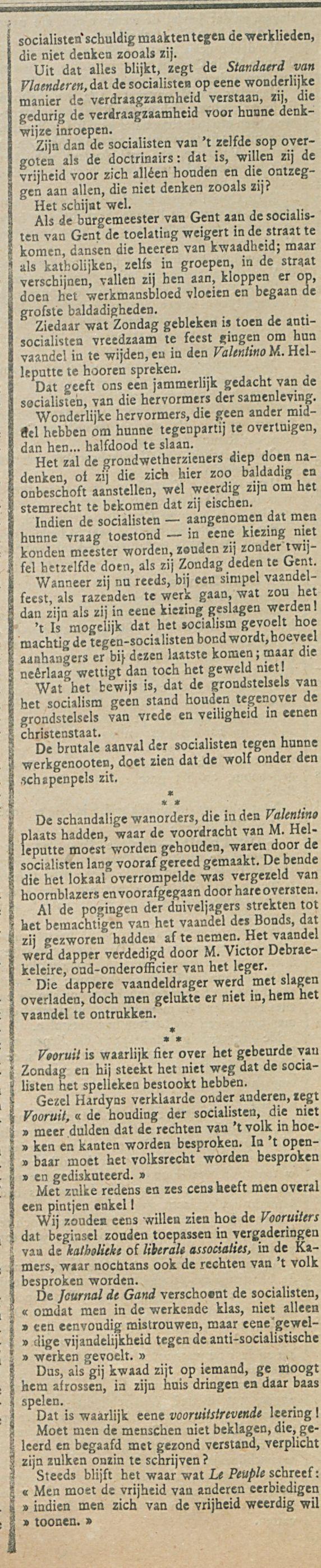 Schandalen te Gent-1