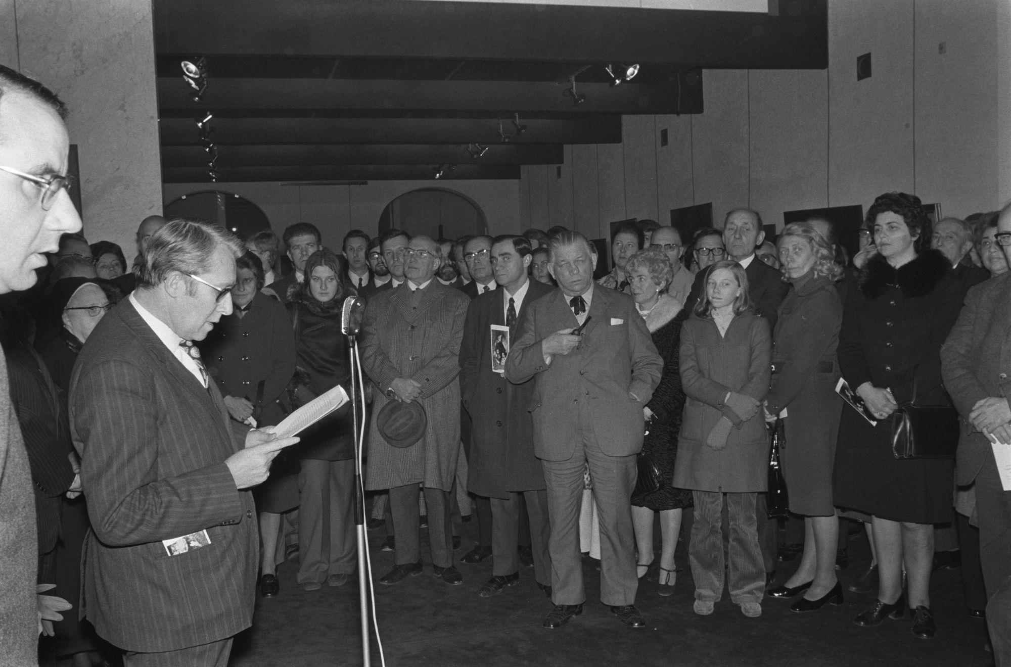 Opening tentoonstelling Marthe De Spieleir