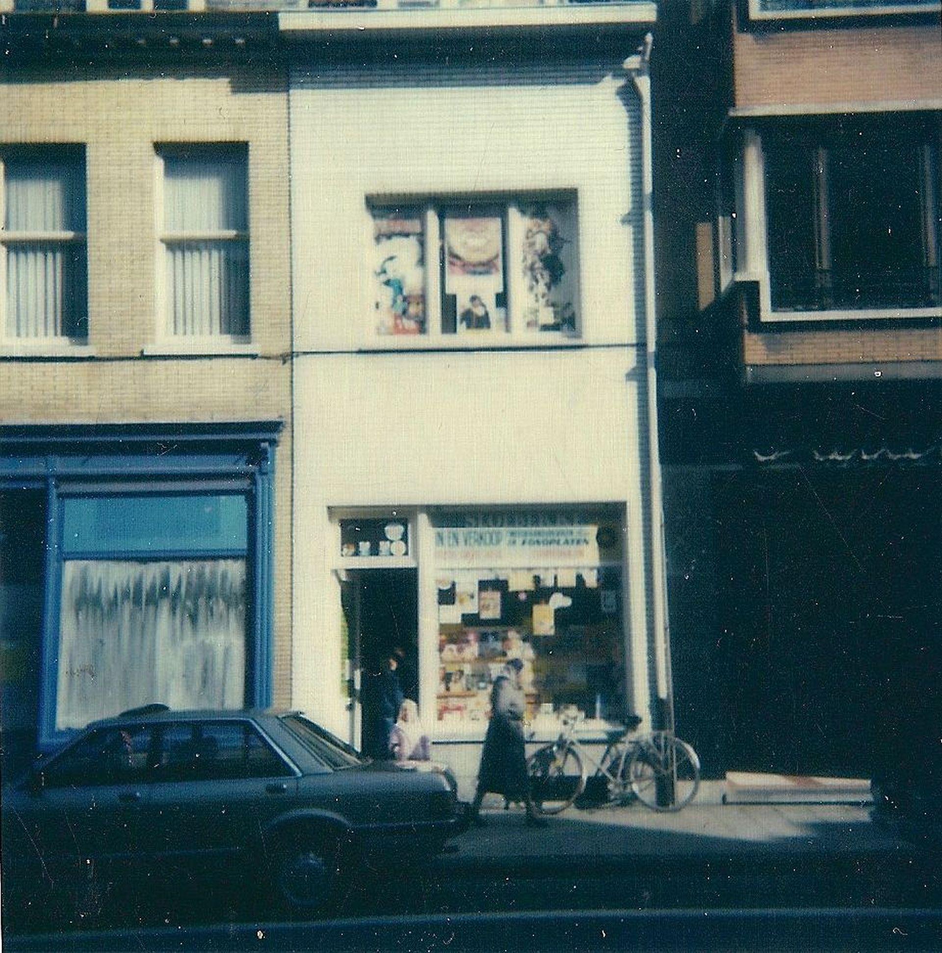 Stripwinkel Sloeberke