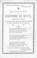 Josephine De Witte