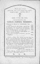Carolus Josephus Verheyden