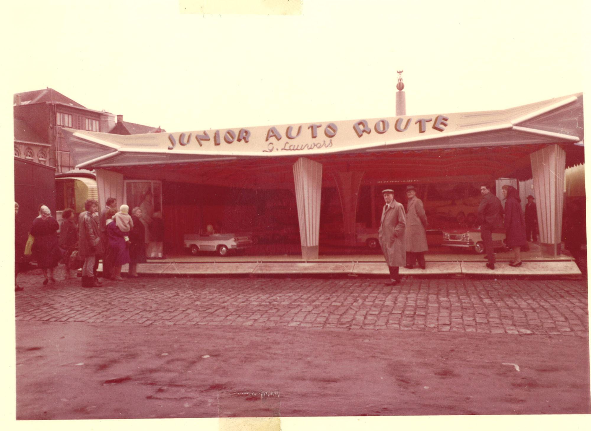Paasfoor 1964