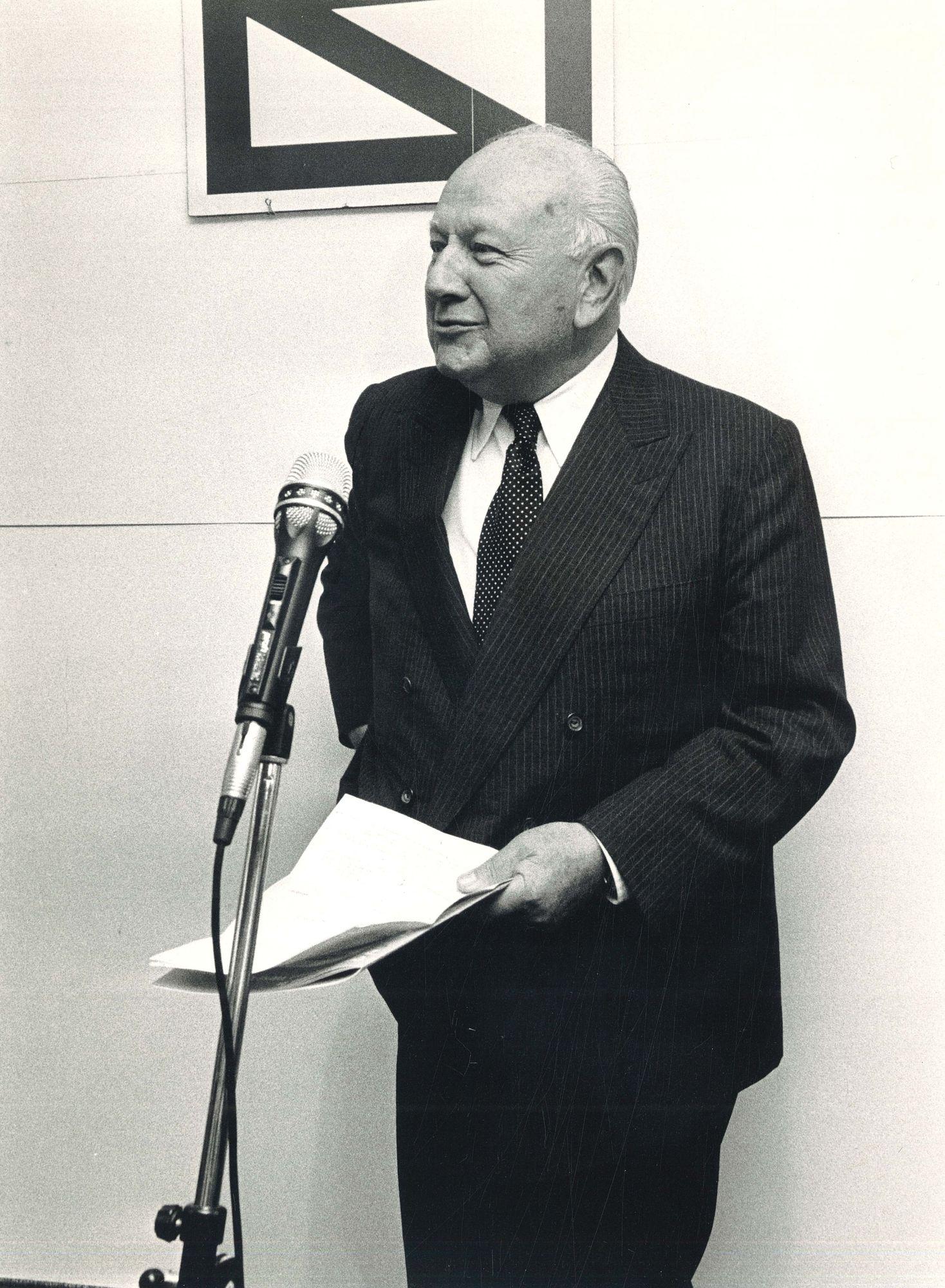 Pol Provost  op Trefpunt 1983