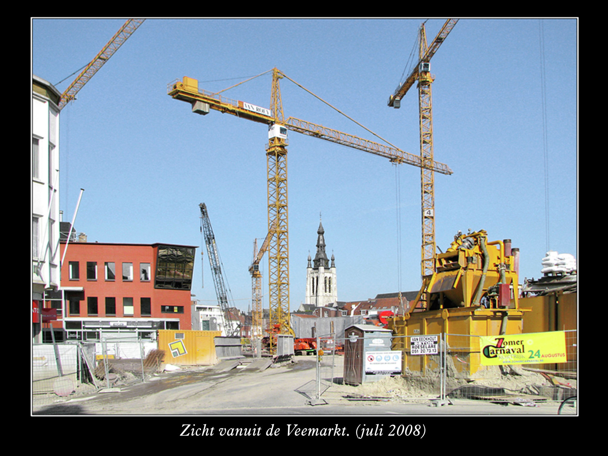 K in Kortrijk