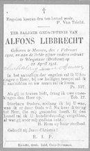 Alfons Libbrecht