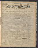 Gazette Van Kortrijk 1914-04-05