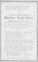 Joseph Istace