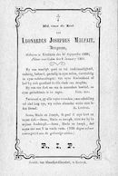 Leonardus Josephus Malfait