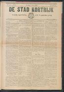 De Stad Kortrijk 1905-06-17