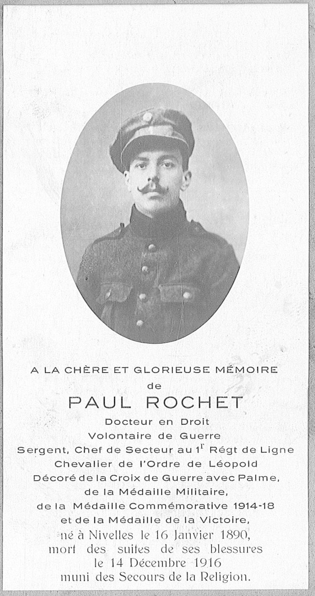 Rochet Paul