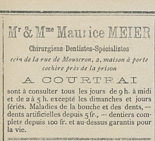 Mr&Mme Maurice MEIER