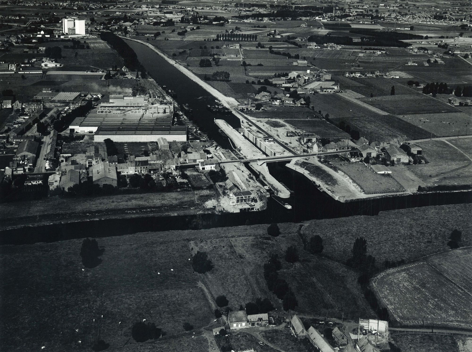 Sluis van Ooigem 1974