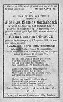 Albericus-Clemens Oosterbosch