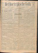 Het Kortrijksche Volk 1929-03-17 p1
