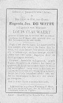 Eugenia Jos De Witte