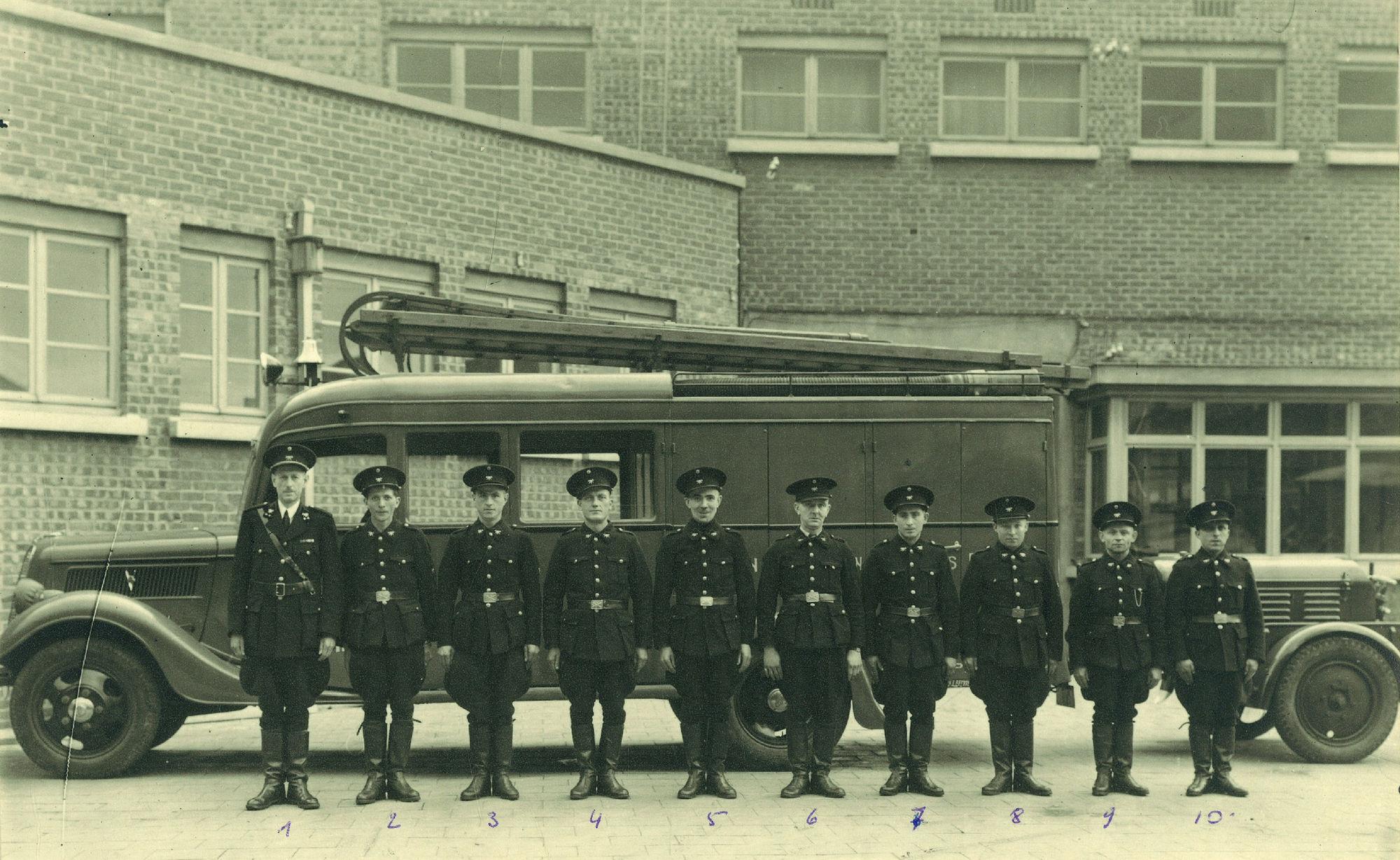 Brandweerkorps van Kortrijk