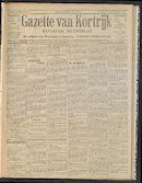 Gazette Van Kortrijk 1907-03-24