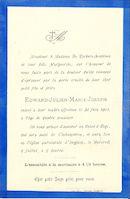 Edward-Julien-Marie-Joseph De Ryckere