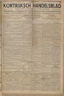 Kortrijksch Handelsblad  22 september 1944 Nr2 p1