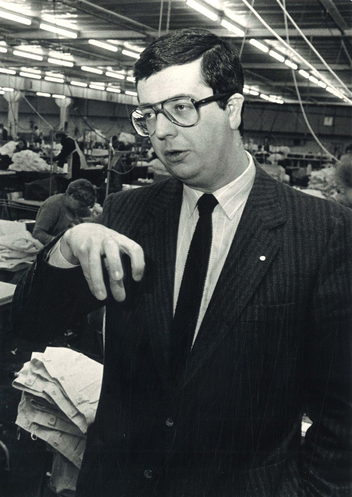Jacques Delfosse 1987