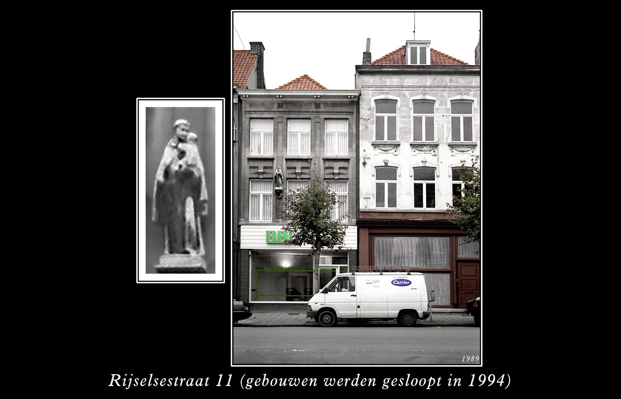 Muurkapel Rijselsestraat