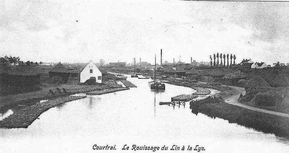 Kortrijk Vlasindustrie