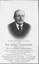 Achiel Verhaeghe