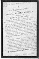 Bertha-Andrea Windels