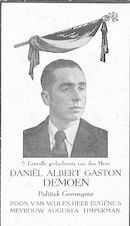 Daniël-Albert-Gaston Demoen